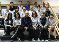 Visit of the best young archers of South West Germany